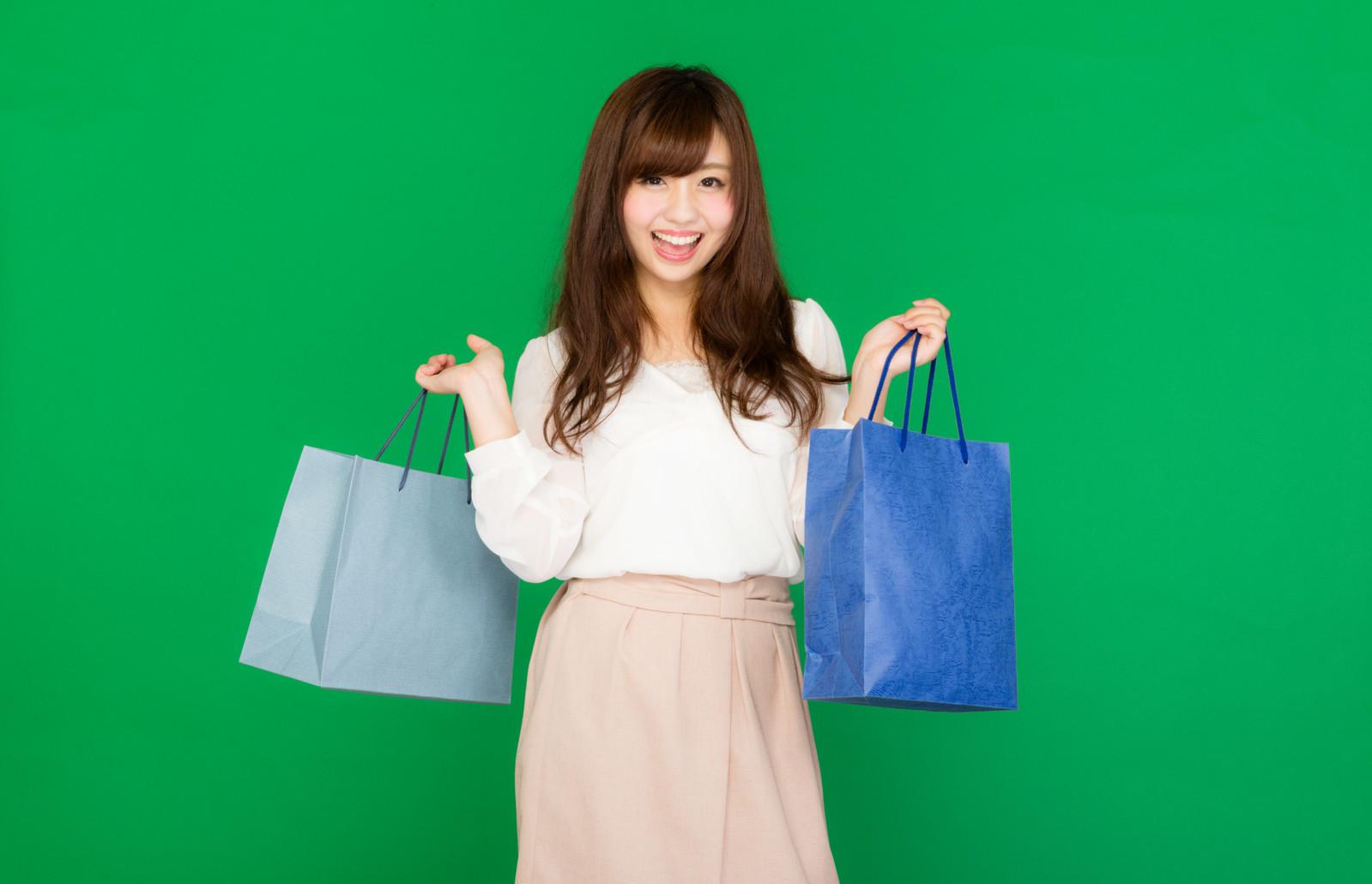 買い物しまくり~ショッピング枠は現金化することもできスゴイ枠