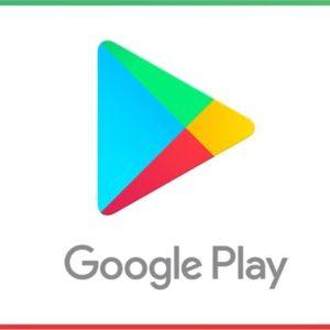 Google Playカードを現金化